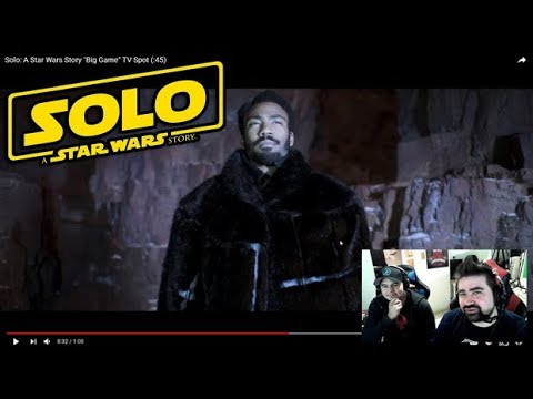 SOLO: A Star Wars Story  Angry  Reaction!
