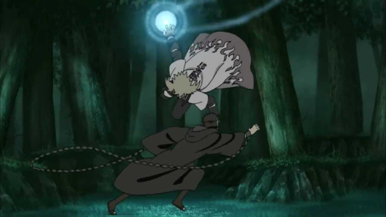 Naruto Vs Pain Wallpaper Hd Minato Vs Tobi Kyubi Emil Bulls Triumph And Disaster Youtube