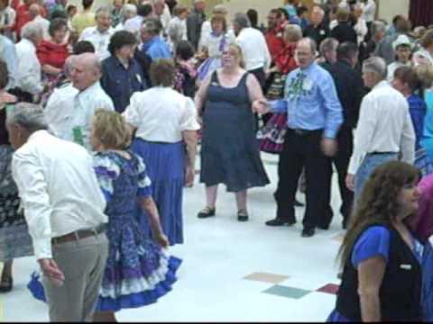 Square Dancing in Denver, Colorado with Tom Roper & Mike Sikorsky