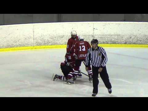 23. 2016 WSI 02 Pro Hockey - Latvia Selects