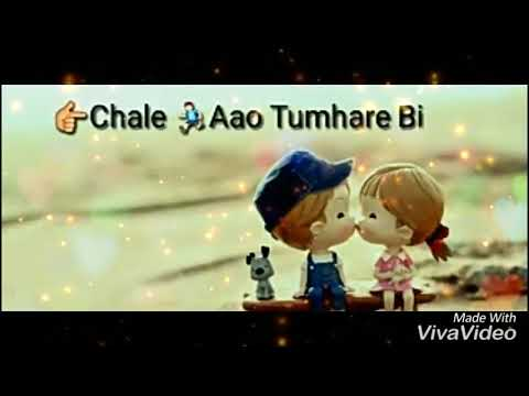 Whatsapp status video | Hamara haal na pucho | हमारा हाल ना पूछो + Download link