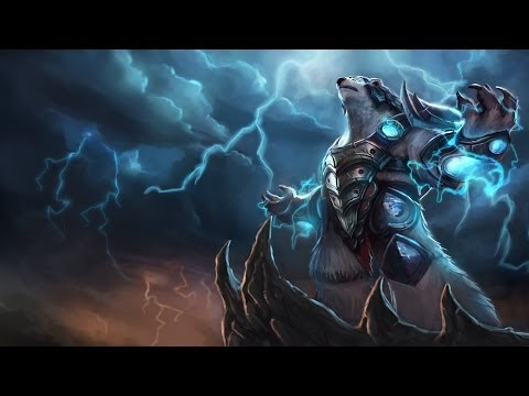 LoL - Music for playing as Volibear
