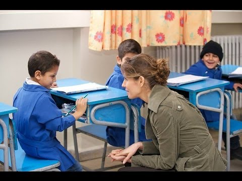 Syria, The first lady, Mrs Asma Al-Assad visits martyr daughters' schools
