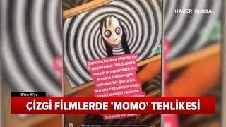 Momo Tehlikesi Ve Momo'nun Gerçek Yüzü. Mavi Balina'dan Sonra Şimdi De Momo Çıktı