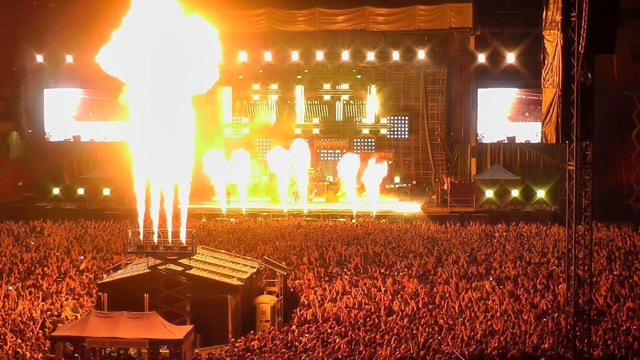 Resultado de imagen de Rammstein - 28.05.2017 Prague, Czech Republic - FULL SHOW