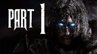 Middle Earth Shadow of Mordor Walkthrough Part 1 - Prologue #AD