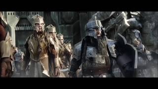 Manowar - Warriors of the World - Hobbit (Русская версия | RADIO TAPOK)