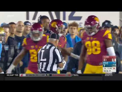 Football: USC 36, UCLA 14 - Highlights 11/19/16