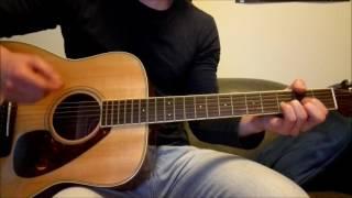 Roxette - So Far Away (guitar cover)