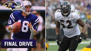Peyton Manning Explains Why Ray Lewis Was His Toughest Foe | Ravens Final Drive