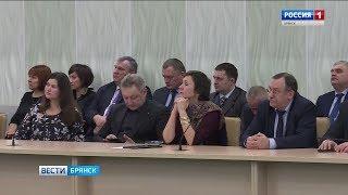 В Брянске награждали журналистов