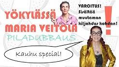Yökylässä Maria Veitola - Kauhulan mutka!