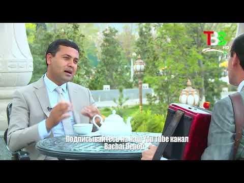 Хакназари Хукумзод-Интервью для ТВ Сафина