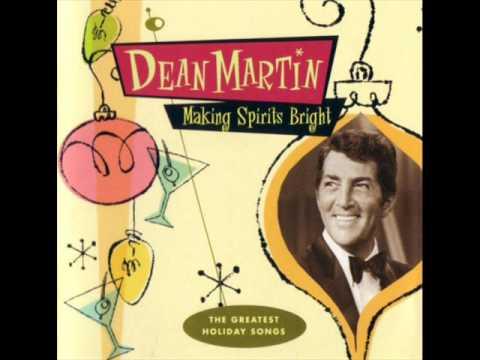Dean Martin - White Christmas (alternate version) 60,s ...