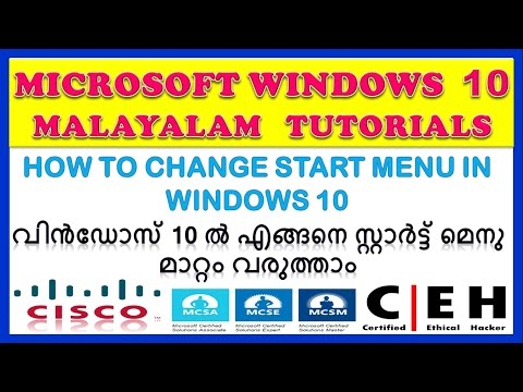 how to edit windows 10 start menu