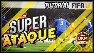 FIFA 17 & Ultimate Team: EL BOTON QUE LO CAMBIA TODO. SUPER ATAQUE EFECTIVO!!! TRUCO OCULTO
