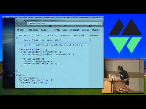 MountainWest JavaScript 2014 - Adding Even More Fun to Functional Programming With RXJS