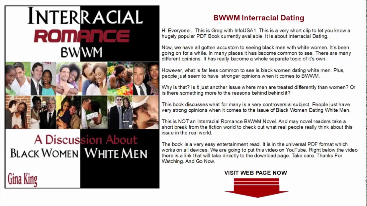 BWWM Black Women With White Men