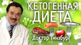 Кетогенная диета - мифы и реальность