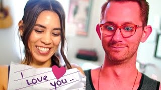 Reading Our Old Love Letters