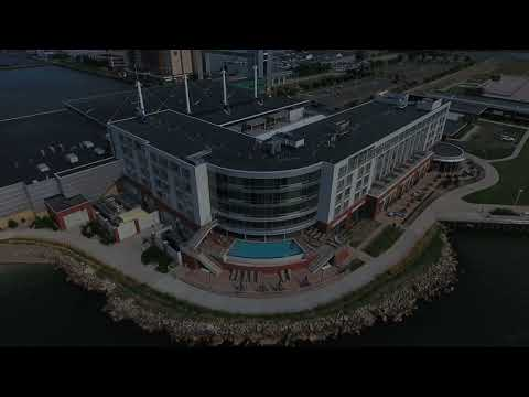 Erie, PA - Drone Footage