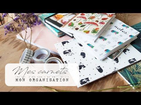 Studio Life : My Notebooks | Mes Carnets