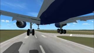 FSX Smooth Landing