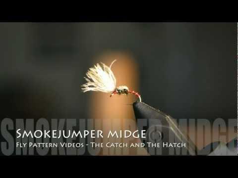 Smokejumper Midge Fly Pattern