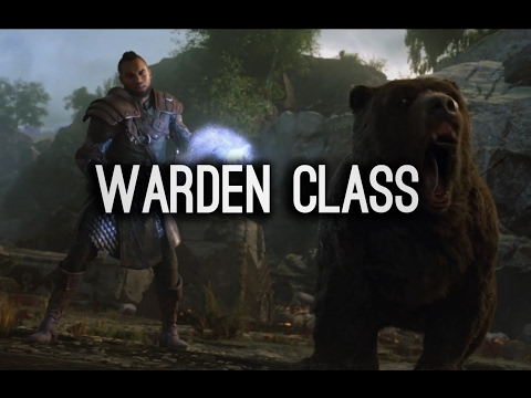 Warden Class Hype! What we already know! ESO