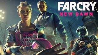 FAR CRY NEW DAWN EARLY WALKTHROUGH GAMEPLAY PART 1 - Highwaymen (Story Campaign)