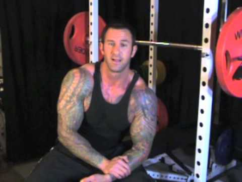 Barbell Shoulder Press Tips by Jim Stoppani - YouTube
