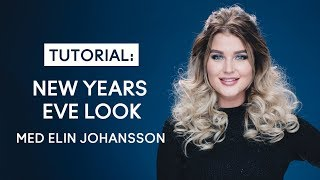 New Year's Eve Look by Lyko & Elin