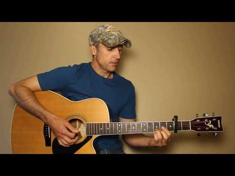 Left Side Of Leavin' - Brett Young - Guitar Lesson | Tutorial