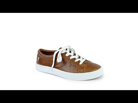 REVITALIGN Alameda Leather Sneaker - YouTube 0c390be0d