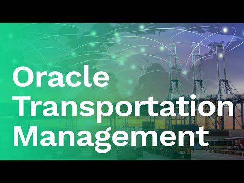 Turn Logistics Management into a Strategic Advantage with Oracle Transportation Management (OTM)