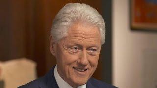 Bill Clinton on Hillary
