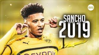 Why Man United Should Sign Jadon Sancho