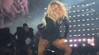 Beyoncé SLAYS - Formation OPENING [Best Quality 4k HD] - Formation World Tour - Seattle - 05-18-16