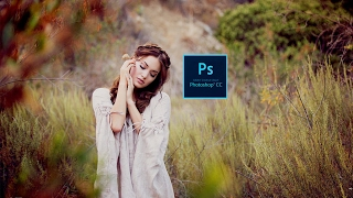 Color Correction in Photoshop CC Tutorial for Beginner - Video2Learn Tamil