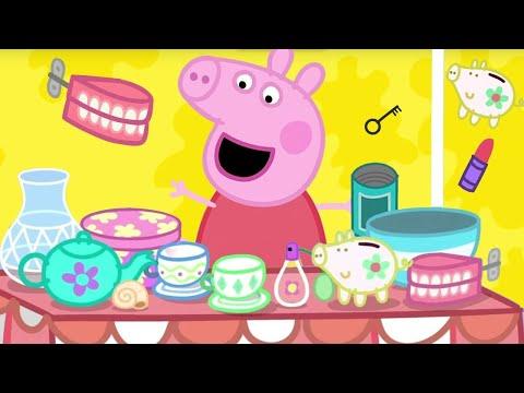Peppa Pig Full Episodes Peppa Pig's Lucky Dip | Kids Videos