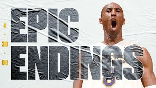 Final 12.6 seconds & OT With Kobe's EPIC Game-Winner | On This Day