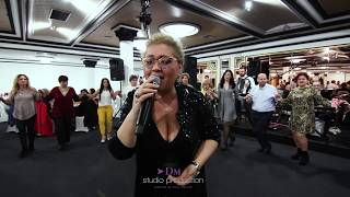 Minodora & Formatia Colaj muzica de petrecere Live 2018 La Restaurant Los Hornos Madr ...