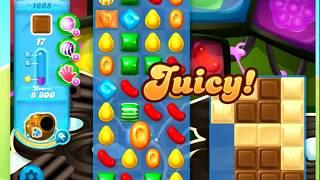 Candy Crush Soda Saga Level 1665 - NO BOOSTERS *