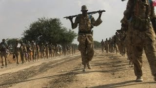 Evidence of brutal attacks litters streets of South Sudan