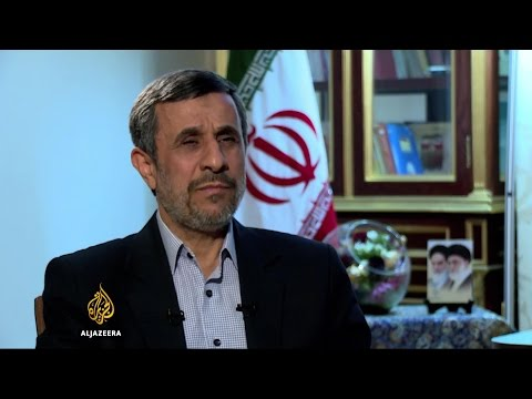 Mahmoud Ahmadinejad: 'Why are we fighting each other? What is the reason?""