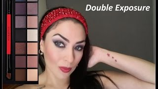 #SmashBox Double Exposure (Primera Impresión)