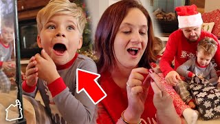 EMOTIONAL CHRISTMAS PET SURPRISE! - Daily Bumps 2019 Christmas SPECIAL!