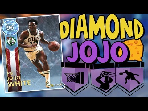 DIAMOND JOJO WHITE - NBA 2K18 MyTEAM Gameplay