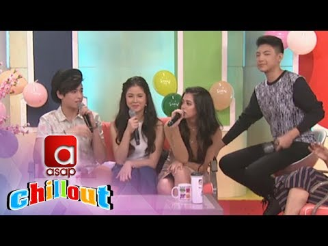 ASAP Chillout: KissMarc is still in the getting to know each other stage