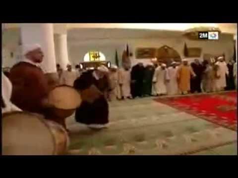 رقص الصوفية في بيوت الله مع تعليق جميل للإمام الألباني thumbnail